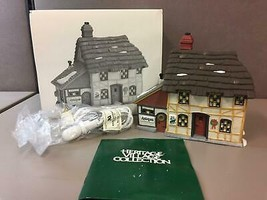 Dept 56 1994 Mr. & Mrs. Pickle Antiques Store Dickens Village In Orig Bo... - $61.37