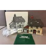 Dept 56 1994 Mr. & Mrs. Pickle Antiques Store Dickens Village In Orig Bo... - $61.37
