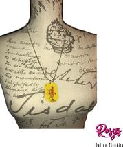 El Diablito Dog Tag Necklace | Loteria - $12.00