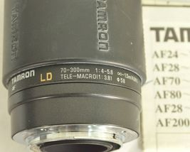 Tamron LD 70-300mm f/4.0-5.6 LD AF camera lens for Sony image 3