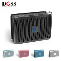 Doss Bluetooth Speaker 5W Mini Portable Small Music Box Traveller IPX4 AUX - $47.85 CAD