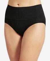 Jockey womens Slimmers Seamfree Brief Underwear 4135 black size small - $11.40