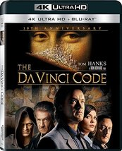 The Da Vinci Code  [4K Ultra HD + Blu-ray]