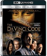The Da Vinci Code  [4K Ultra HD + Blu-ray]  - $14.95