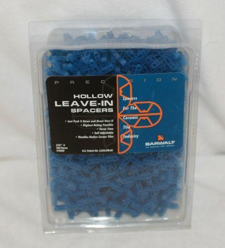 Barwalt 16030 Blue Precision Spacers Ceramic Tile Three Sixteenth Inch