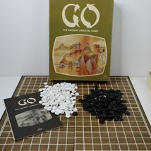 Vintage GO Ancient Oriental Game Reiss Made in USA 1974  - $15.99