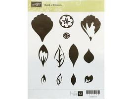 Stampin' Up! Build a Blossom Stamp Set and Coordinating Punch #121994 - $26.99