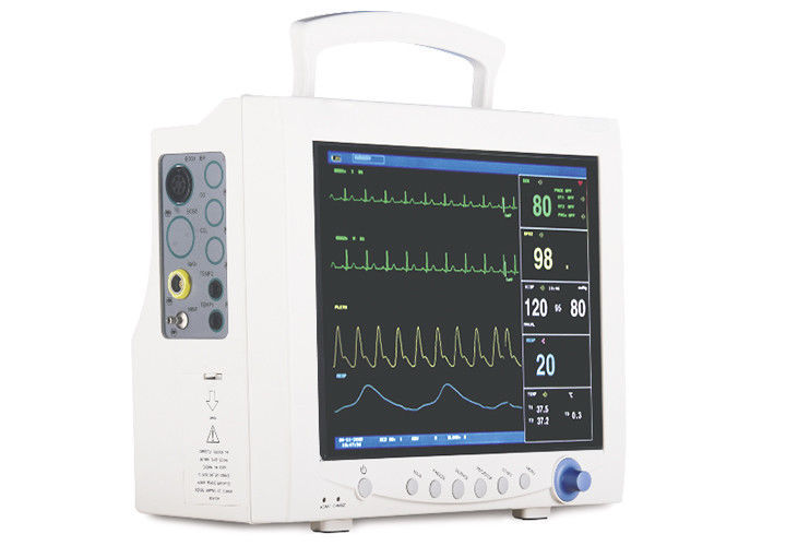 CONTEC CMS7000 Portable ICU Patient Monitor Vital Signs 6 Parameter Free Printer
