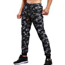 2018 New Mens Joggers Sweatpants Gyms Camouflage Pants Fitness Men Crossfit Spor - $88.45