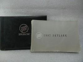 BUICK SKYLARK   1997 Owners Manual w/ Case 14748 - $13.85