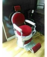 Vintage Koken Presidential Barber Chair - $8,500.00