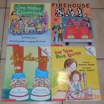 Lot of 4  Rookie Reader Mini Scholastic Books  - $9.50