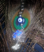 New Moon Vessel #2 Evil Eye Tree of Life Protection, Clearing , Aura Rep... - $29.00