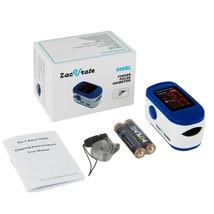 Zacurate® 500BL Sporting/Aviation Fingertip Pulse Oximeter Blood Oxygen Saturati image 1