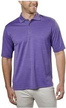 Kirkland Signature Men's Performance Polo Shirts, PURPLE, M - $6.45