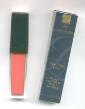 Estee Lauder Pure Color Envy Liquid Vinyl In #305 Patently Peach Full Sz-NIB - $9.95