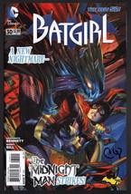 Batgirl #30 DC Comics / The New 52 / Batman ~ SIGNED by Cover Artist Cla... - $14.84