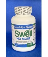Swell No More, Relieves Bloating, Dietary Supplement, 60 Tabs, Exp 11/22 - $49.97