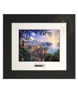 Thomas Kinkade Pinocchio 11 x 14 Modern Home Collection Espresso Frame - $225.00