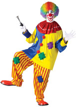 Big Top Clown Costume  Costume - $39.69