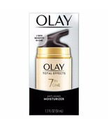 Olay Total Effects 7 IN ONE Anti-Aging Moisturizer 1.7 OZ -  - $14.95