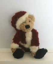 "BOYDS BEAR Collection SANTA BEAR ARCHIVE SERIES 1364 MINIATURE 7"" - $9.85"