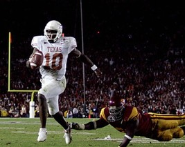 Vince Young 8X10 Photo Texas Longhorns Picture Ncaa Football - $3.95