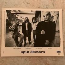 Spin Doctors photograph photo 10X8 picture Christopher Barron epic Paul ... - $14.80