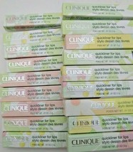 Clinique Quickliner For Lips Lip Liner Choice Color - $15.88