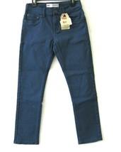 Levi 511 NEW $48 Boys Jeans Blue Denim Size 10 Slim Fit Adjustable Waist... - $30.68