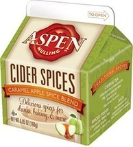 Aspen Mulling Cider Spice - Caramel Apple Spice Blend - Apple Cider Drin... - £8.03 GBP