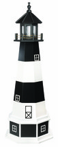 BODIE ISLAND LIGHTHOUSE - North Carolina Outer Banks Working Replica 6 S... - $176.19+