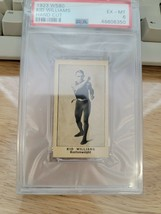 1923 W580 KID WILLIAMS  BOXER  PSA 6 *RARE* SIAM (GLOSSY VARIATION) - $193.05