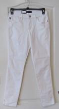 Rock & Republic® Berlin Distressed Skinny Jeans WHITE Women's Sz. 8M NWT... - $29.12
