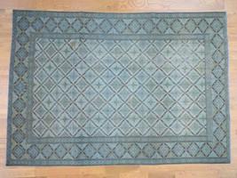 "8'10""x12'6"" Vintage Persian Kashen Even Wear HandKnotted Rug G40388 - $1,299.08"