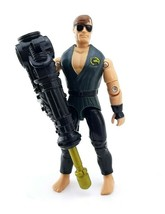 1994 GI Joe Johnny Cage Mortal Kombat Movie Action Figure Hasbro - $35.79