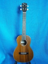 Ohana TK-35 All Solid Mahogany Matte Finish Tenor Ukulele + Bag -Demo - $239.95