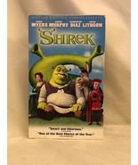 VHS Shrek Special Edition 2001 - $0.98