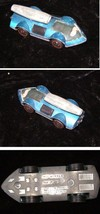 Hot Wheels Rocket-Bye_Baby Diecast Car Mattel 1970 Light Blue redline - $24.99
