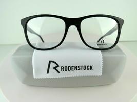 RODENSTOCK R 5306 A (Black ) 55-18-145 Eyeglass Frames  - $38.00