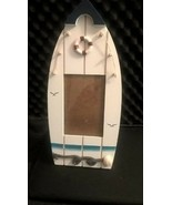 3-D Boat Picture Frame Photo Frame,  Picture size 4 1/2 X 3 in Frame -    - $25.73