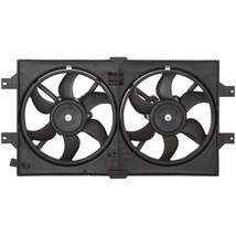 RADIATOR/AC DUEL FAN CH3115103 FOR 98 99 00 01 02 03 04 CHRYSLER CONCORDE 300M image 2