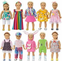 """18"""" Doll Clothes Accessories American Girl Dolls My Life Our Generation ... - $34.90"""