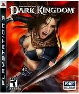 Untold Legends:  Dark Kingdom - Playstation 3 - $8.90