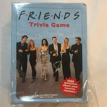 FRIENDS TV Show Trivia Game Shrink Wrapped Damaged Packaging New - $17.28