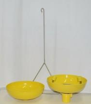 Bradley S19310 Combination Drench Shower Eye Wash Unit Plastic Bowl image 2