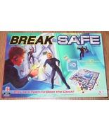 BREAK THE SAFE GAME 2003 MATTEL  COMPLETE EXCELLENT - $15.00