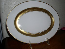"""Royal Jackson Fine China - Elegance -  11"""" Oval Serving Platter - $64.95"""