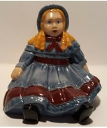 WADE EMILY DOLL Vintage 1998 Toy Box Series Porcelain Figurine  - $14.84