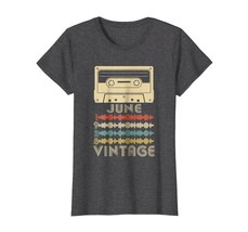 Funny Shirts - Vintage Retro Made In June 1928 90th Birthday Gift 90 yea... - $19.95+